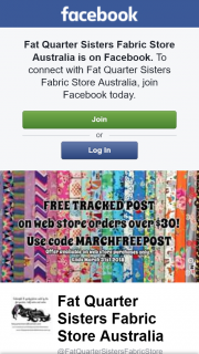 Fat Quarter Sisters Store – Win this 3 Piece Superheroes Fat Quarter Set? (prize valued at $1)