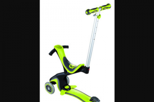 Femail – Win a Globber Evo Comfort Scooter Valued at $200.00. (prize valued at $200)