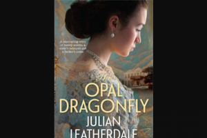 Femail – Win One of 5 X Copies of The Opal Dragonfly By Julian Leatherdale