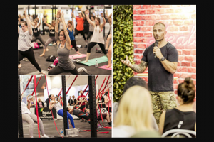 Femail – Win One of 3 X Double Passes to Fitness Show