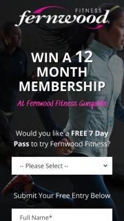 Fernwood Gungahlin – Win a 12 Month Membership