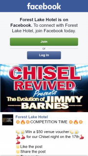 Forest Lake Hotel – Win $50 Venue Voucher In Qld