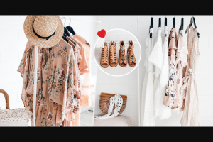 Girlfriend Magazine – Win a Stunning Esther Wardrobe Valued at $500 (prize valued at $500)