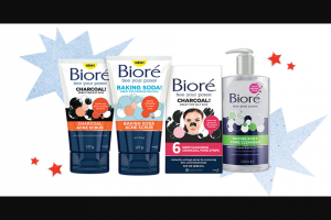 Girlfriend Magazine – Win 1 of 5 'biore Skincare Prize Packs' (prize valued at $286)