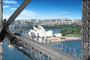 Girlfriend Magazine – Win 1 of 2 Double Passes From Sydney Harbour Bridge Giveaway (prize valued at $1,252)