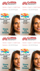 Griffith University – Is Free (other Than The Cost of Accessing The Website (prize valued at $30)