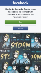 Hachette Books – Win One of Five Signed Copies of Storm