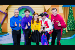 Haven Magazine – // The Lucky Will Receive a Meet and Greet With The Wiggles on Tuesday 17th April at Dreamworld