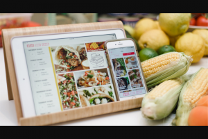 Haven magazine – Win One of Twenty Copies of Planbuycook App
