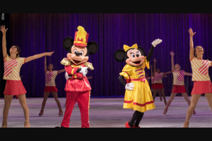 Haven magazine – Win One of Two Disney on Ice Packs