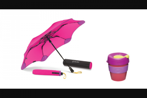 Haven – Win a Keep Up Combo & Umbrella