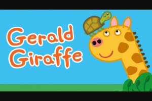 Haven – Win One of Pegga Pig Gerald Giraffe DVDs