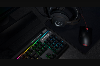 HyperX ANZ – Win The New Hyperx Alloy Elite Rgb Keyboard