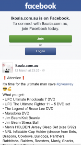 iKoala – Win The Ultimate Man Cave Giveaway