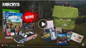 JB Hi-Fi – Win a Far Cry 5 Prize Pack
