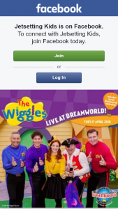 Jetsetting Kids – Win a 1 Day Family Pass (2 Adults & 2 Children 3 -13yrs). (prize valued at $280)
