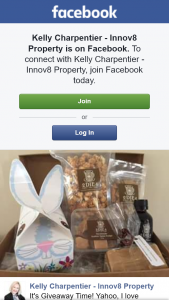 Kelly Charpentier Innov8 property – Win this Fabulous Easter Box Full of Delicious Goodies