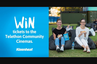 Kleenheat – Competition (prize valued at $130)