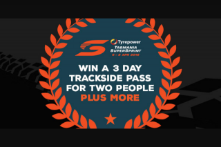 LAFM – Win a Three Day Track-Side Pass for Two People With Paddock Access (prize valued at $3,230)