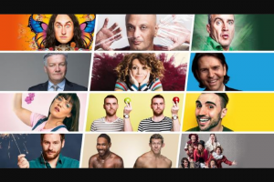 Leader Newspaper – Win Tickets to See a Range of Top Acts at this Year's Melbourne International Comedy Festival (prize valued at $2,000)