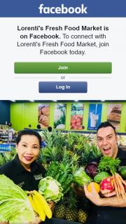Lorenti's Fresh Food Market – Win $100 to Spend In Store