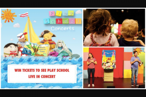 Mamma Knows East – Win Tickets to Play Scool Live In Concert