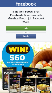 Marathon Foods – Win One of Our Six Marathon Easter Giveaway Packs (prize valued at $60)
