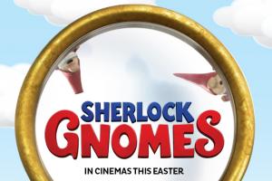 Muffin Break – Win a Sherlock Gnomes Experience to London