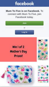 Mum to Five – Win 1 of 2 Mr and Mrs Jones 'arty Hearts' Gift Sets (prize valued at $111.85)