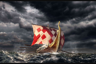 Museums Victoria & 50 Degrees North – Purchase tickets to Vikings Beyond & – Win a Trip to Denmark and Experience Viking Life First Hand (prize valued at $9,700)