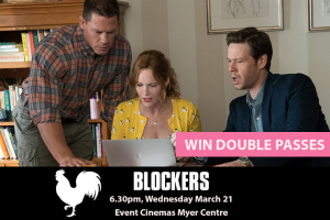 MyCityLife – Win a Double Pass to Blockers