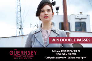 MyCityLife – Win a Double Pass to The Guernsey Literary & Potato Peel Pie Society