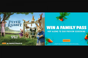 myGC – Win a Family Pass