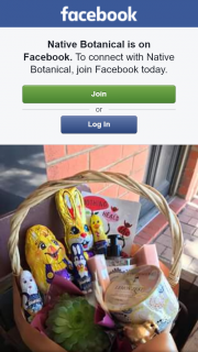 Native Botanical FB – Win this Funky Easter Hamper All You Have to Do Is Like and Share this Post