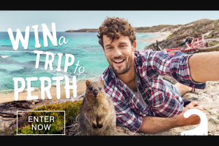 Nova FM – Win an All Expenses Paid Trip to Perth (prize valued at $5,000)