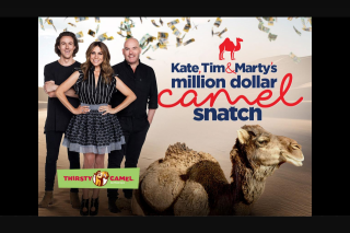 NovaFM Kate – Win $1000000 With Kate (prize valued at $1,000,000)