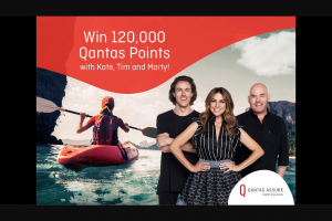 NovaFM – Win 120000 Qantas Points for Doing The Switchie With Kate Ritchie (prize valued at $33,012)
