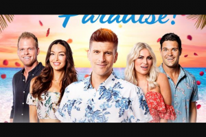 Now to Love – NW / Bachelor in Paradise – Win The Ultimate Luxury Trip for Two to Fiji