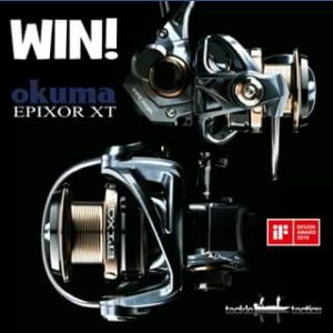 Okuma Australia – Win a Spinning Reel Sticker Pack & Can Cooler