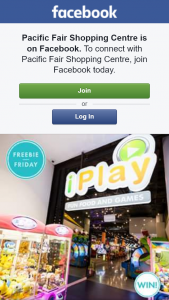Pacific Fair Shopping Centre – Win 1 of 5 Double Super Mega 2 Hour Passes at Iplay Australia (prize valued at $50)