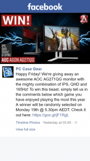 PC Case Gear – Win this Beast (prize valued at $899)