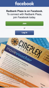 Redbank Plaza – Win One of Ten Double Passes to Cineplex Redbank Plaza