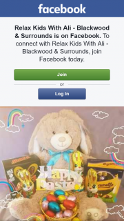 Relax Kids With Ali – Win Easter Goodies & Kids Mindfulness Classes Pick Up Blackwood