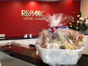 Remax United Vision Carina – Win Easter Basket Must Collect