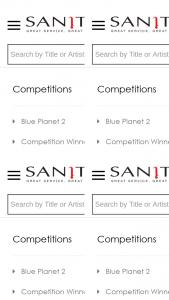 Sanity – Win 1/20 It Merchandise Prize Packs