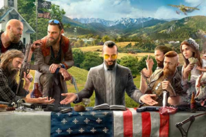 Scenestr – Win One of Five Copies of 'far Cry 5' on PS4 Simply Follow These Two Steps