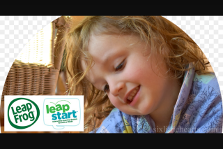 Six Little Hearts – Win a Leapfrog Leapstart Valued at $79.95 (prize valued at $119)