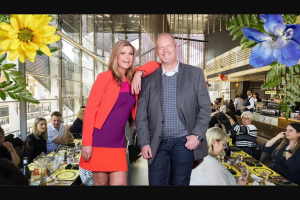 Smooth FM – Win an Exclusive Invite to Mike & Jen's Feaster Long Lunch