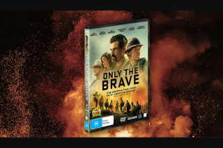 Smooth FM – Win Only The Brave on DVD