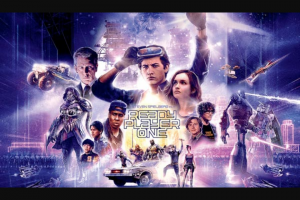 Spotlight Report – Win One of Ten Double Passes to Ready Player One